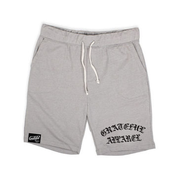 Grateful OE Supreme Shorts - Grey
