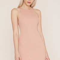 Open-Back Bodycon Dress