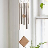 Woodstock Chimes Mars Chime- Silver One