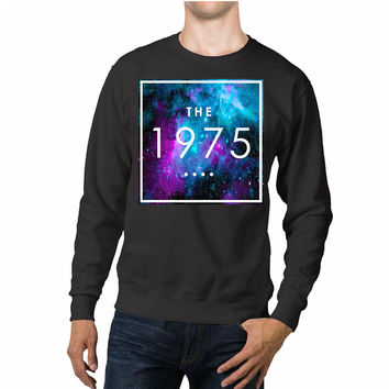 The 1975 Band Galaxy Unisex Sweaters - 54R Sweater