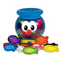 The Learning Journey Color Fun Fish Bowl