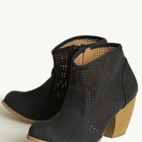 wildflower freedom booties in black at ShopRuche.com