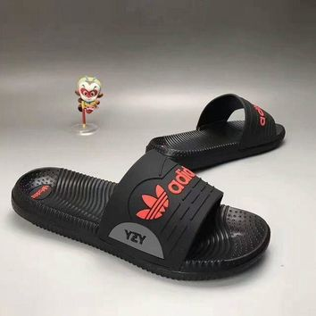 ONETOW Adidas Woman Fashion Casual Sandals Slipper Shoes