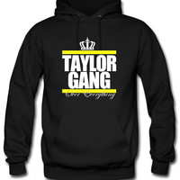 taylor gang over everything crown Hoodie