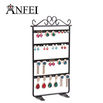 Europe type restoring ancient ways alloy earrings earrings display shelf Hanging earrings frame Jewelry display shelf