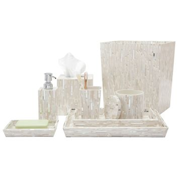 Cortona Collection Bath Accessories