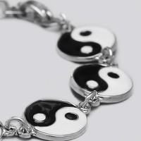 Ying Yang Bracelet - Jewelry - Accessories | GYPSY WARRIOR