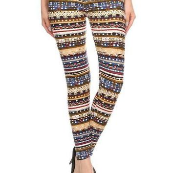 Tribal Super Soft Leggings