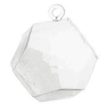 Hanging Dodecahedron Bubble - Set of 4