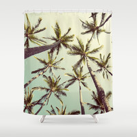 Sway Shower Curtain by Bree Madden