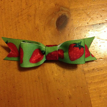Strawberry fields Bows