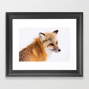 """BEAUTIFULLY AWARE ..."" Framed Art Print by Adorehandcrafted"