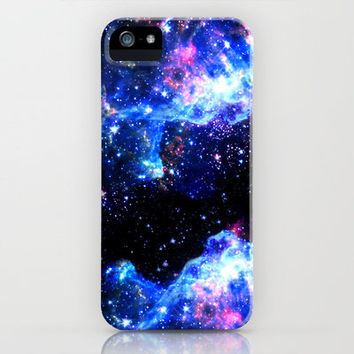 Galaxy iPhone Case by Matt Borchert | Society6