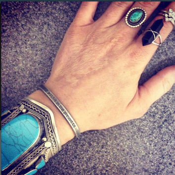 Sterling Silver Turquoise Ring Size 8 | SouthWestern Sterling and Turquoise Old Pawn Antique Navajo Ring 8 | Native American Tribal Jewelry