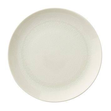 DINNER PLATE IN CRACKLE OPAL