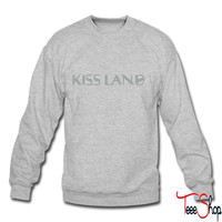 Kiss Land crewneck sweatshirt