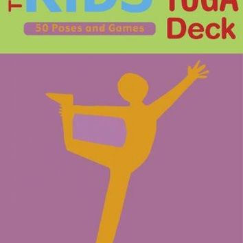 Kid's Yoga Deck: 50 Poses and Games