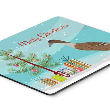 Dutch Hook Bill Duck Christmas Mouse Pad, Hot Pad or Trivet BB9228MP