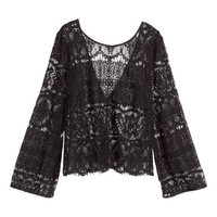H&M Lace Top $29.95