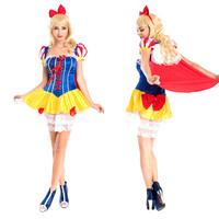 Cosplay Anime Cosplay Apparel Holloween Costume [9220288836]