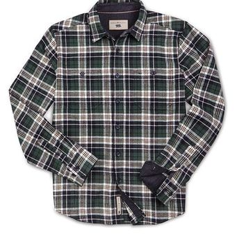 Easton - Flannel Shirt