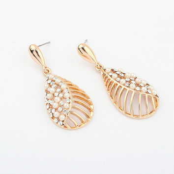Stylish Earrings [4918876868]