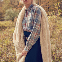 Teddy Scarf | Urban Outfitters