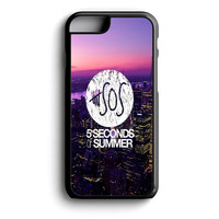 Seconds Of Summer iPhone 4s iPhone 5 iPhone 5c iPhone 5s iPhone 6 iPhone 6s iPhone 6 Plus Case | iPod Touch 4 iPod Touch 5 Case