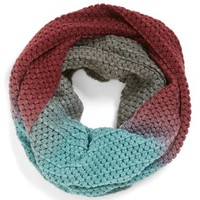 Junior Women's BP. Ombre Knit Infinity Scarf