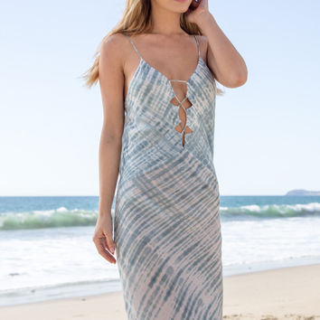 ACACIA SWIMWEAR - Berawa Maxi Dress | Shibori