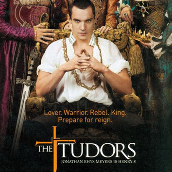 The Tudors 11x14 TV Poster (2007)