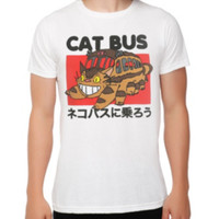 Studio Ghibli My Neighbor Totoro Catbus T-Shirt