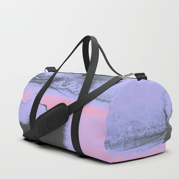 im a mess Duffle Bag by DuckyB