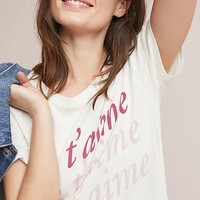 Je T'Aime Graphic Tee