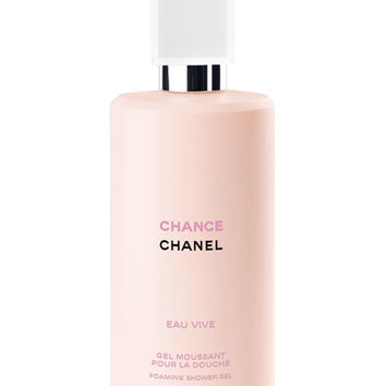 CHANEL CHANCE EAU VIVEFOAMING SHOWER GEL
