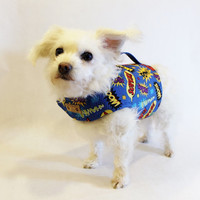 RockinDogs Comic Super Hero Dog Harness