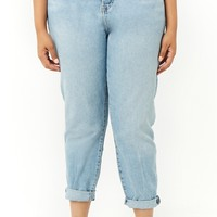 Plus Size Mom Jeans