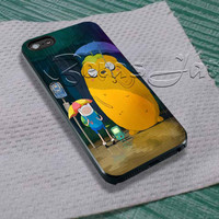 My Neighbor Adventure Time Jake For - iPhone 4 4S iPhone 5 5S 5C and Samsung Galaxy S3 S4 S5 Case