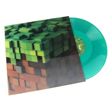 C418: Minecraft Volume Alpha (Lenticular Cover, Green Vinyl) Vinyl LP