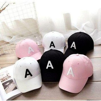 CREYCI7 New arrival  Chance The Print letter Rapper A Dad Hat Baseball Cap Adjustable Letter fasion hat Embroidery Hip Hop