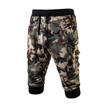 Gym Leggings Men Compression Crossfit Shorts Football Trousers Jogging Pantalones Quickly Dry Running Shorts