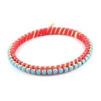 Fiesta Bangle in Coral Reef