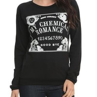 My Chemical Romance Spirit Board Girls Pullover Top