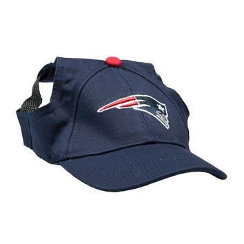 ONETOW New England Patriots Pet Baseball Hat