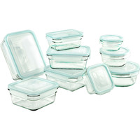 18-Piece Glasslock Storage Container Set