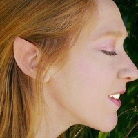 Elf Fairy Hobbit Vulcan Spock Cosplay LARP Hallowen Latex Ear Tip Prosthetics from Wizafir