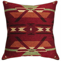Throw Pillow - Tribal Print