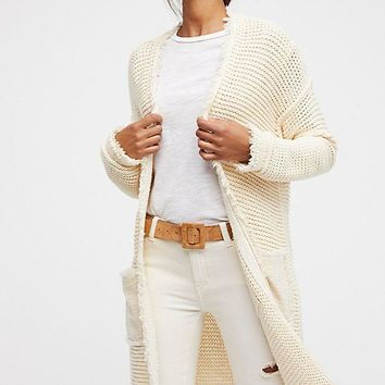 Wouldn't Knit Be Nice Cardi