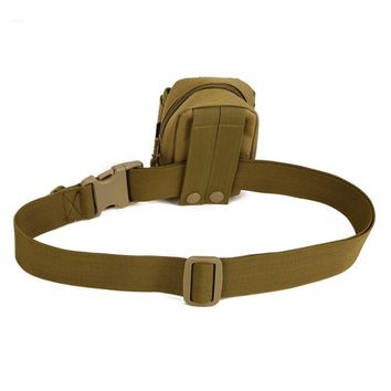 Simple Camping Hiking Tactical Belt Wear Bag Riding Inside Nylon Bag Deputy Military Belt Fastening Tape Sports Entertainment