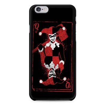 Harley Quinn Of Hearts iPhone 6/6s Case
